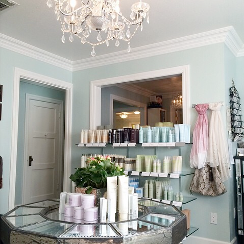 Jolie Salon Spa Salon Barbershop In Danville