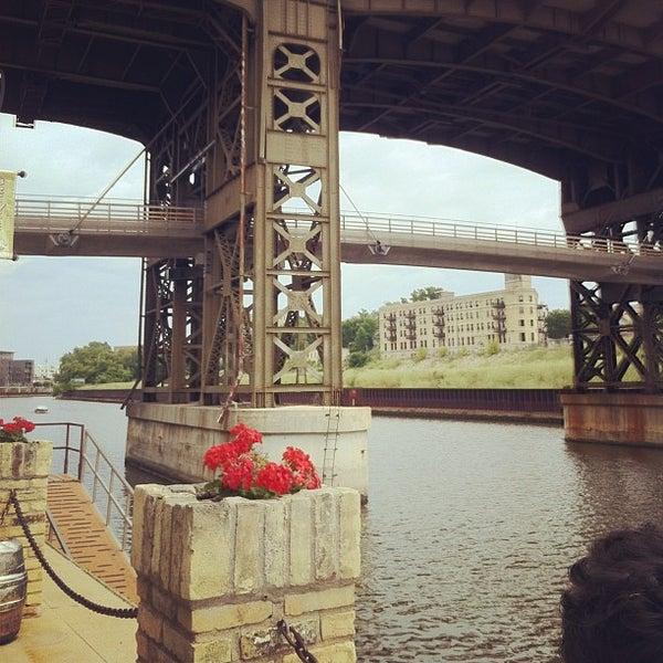 Photo prise au Lakefront Brewery par Christof S. le8/9/2013