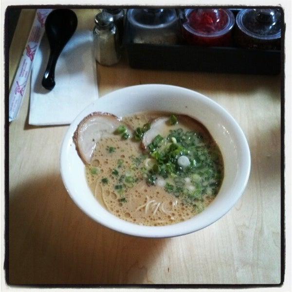 Photo taken at Samurai Noodle by Eric 'Otis' S. on 11/8/2012