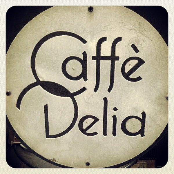 Photo taken at Caffe Delia by Eric 'Otis' S. on 3/30/2013