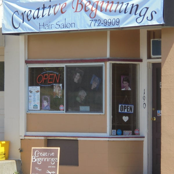 Creative beginnings hair salon first ward 190 clinton st for 4 elements salon chicago