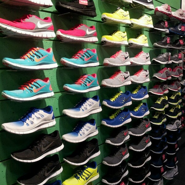 Shoe Store In Cache Valley Mall
