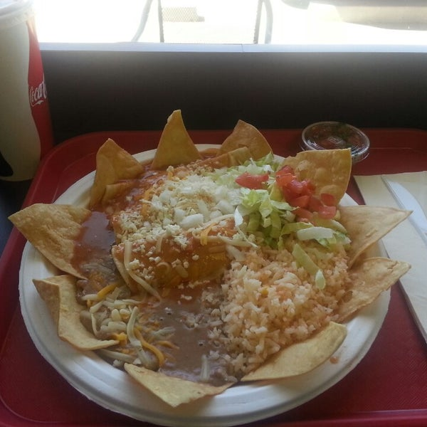 Best Mexican Food In Greenwood In