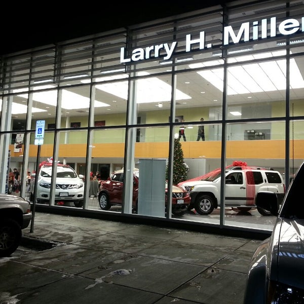 Photo Taken At Larry H. Miller Nissan Highlands Ranch By Bill B. On 12