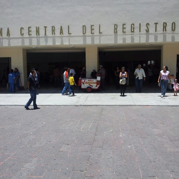 Registro Civil - Doctores - Arcos de Belén 19
