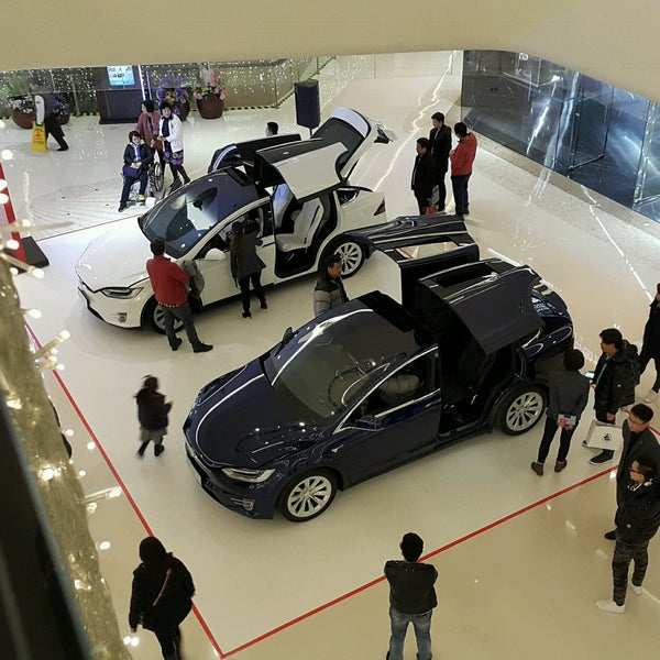 Photo taken at 银河国际购物中心 Galaxy Mall by BG L. on 1/21/2017