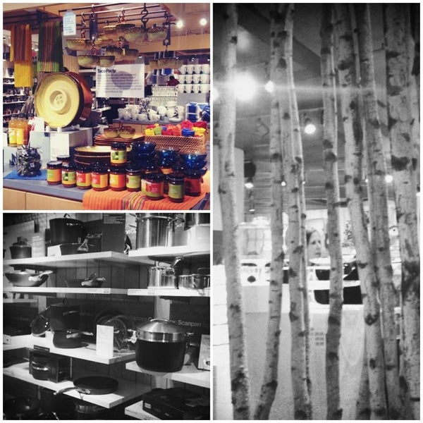 Photo taken at Crate and Barrel by Claudio A. on 1/2/2013