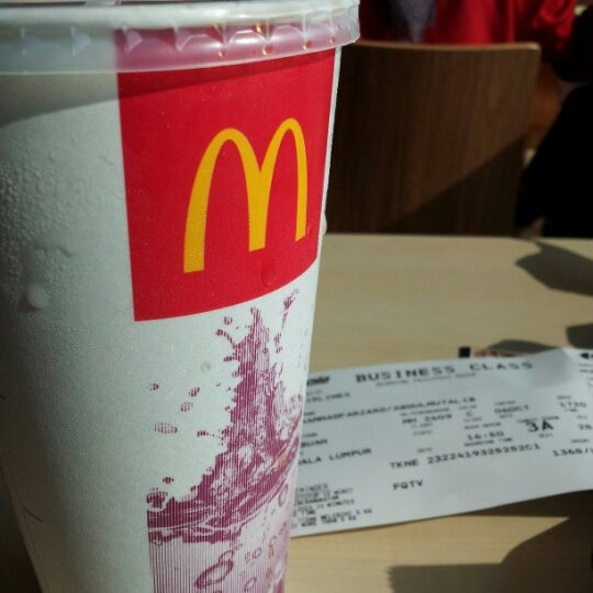Photo taken at McDonald's by Ajad I. on 10/6/2012
