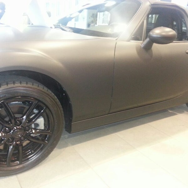 Photo Taken At Hodges Mazda At The Avenues By Barbi S. On 7/29