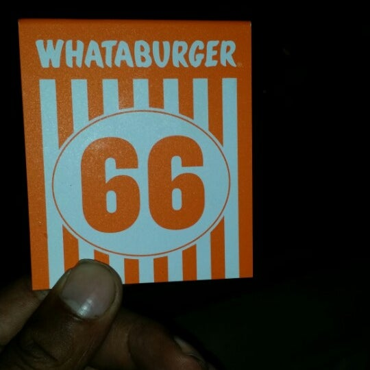 Photo taken at Whataburger by Greg E. on 6/5/2014