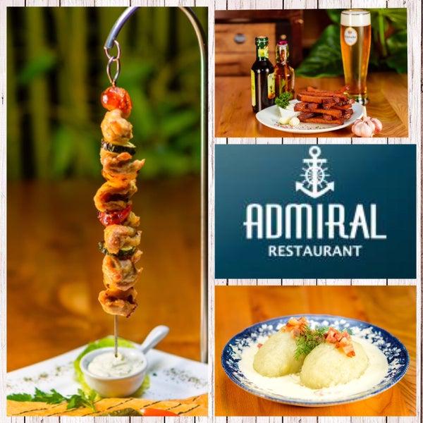 Снимок сделан в Admiral Restaurant пользователем Nataliia K. 8/4/2016