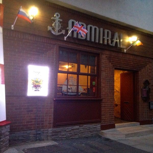 Снимок сделан в Admiral Restaurant пользователем Nataliia K. 7/28/2016