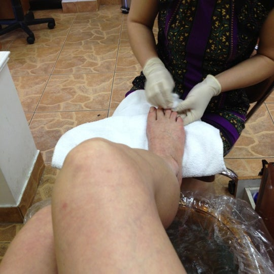 Love Nails - Salon / Barbershop in Courtyard Shops at Wellington