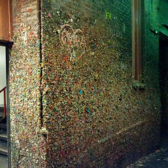 Photo taken at Alibi Room by Brad K. on 11/9/2012