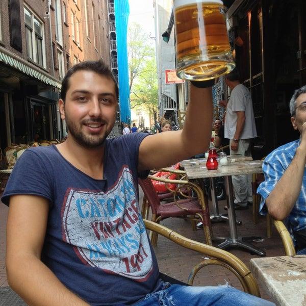 Снимок сделан в Cafe de Schutter пользователем Buğra K. 8/23/2013