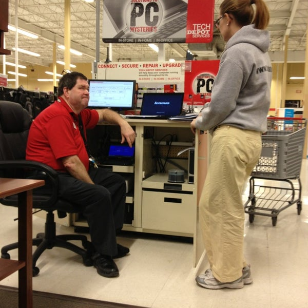 Captivating Photo Taken At Office Depot By Lisa S. On 1/3/2013