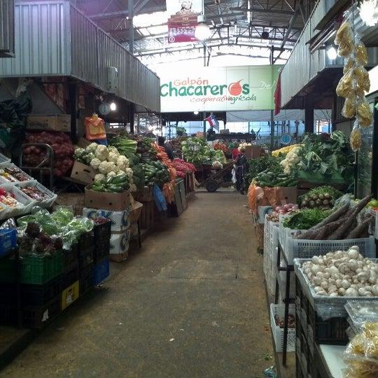 Foto tomada en Vega Central por Gonzalo C. el 11/10/2012