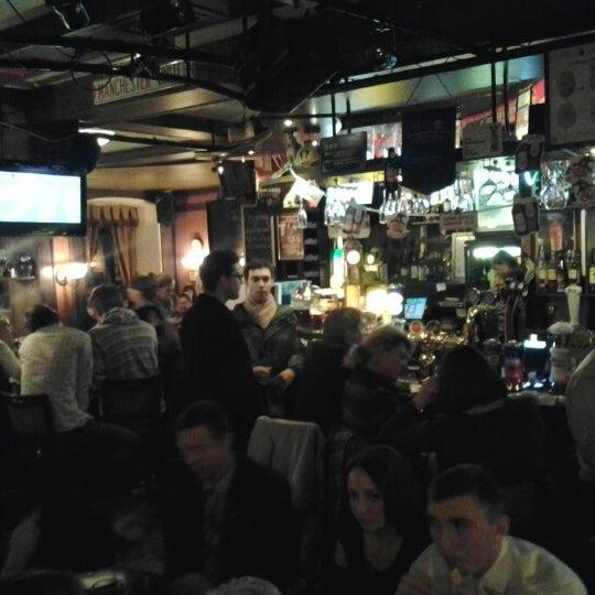 Снимок сделан в Bobby Dazzler Pub пользователем Pavel G. 11/1/2012