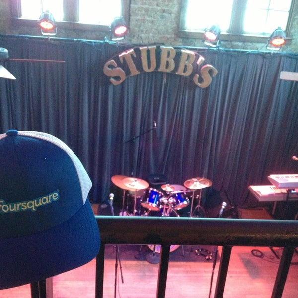 Photo taken at Stubb's Bar-B-Q by Darren M. on 5/26/2013