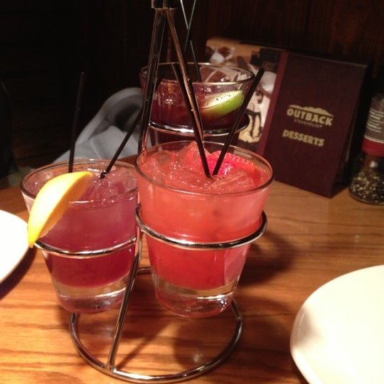 Photo taken at Outback Steakhouse by jvoelx on 12/1/2012