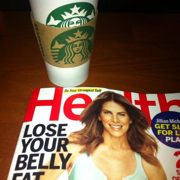 Photo taken at Starbucks by Kokopuff on 2/28/2013