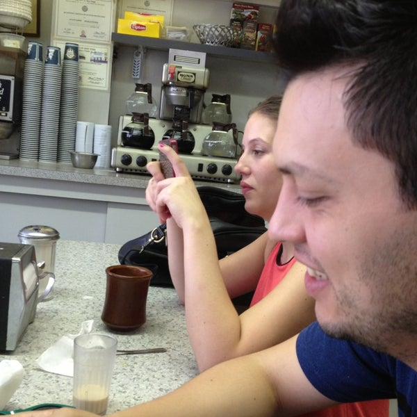 Photo taken at Alpha Donuts by Ale P. on 8/15/2013