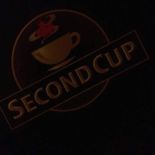 Photo taken at Second Cup by Shadi N. on 10/26/2012