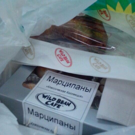 Photo taken at АЗС BP & Wild Bean Café by Павел М. on 12/1/2012