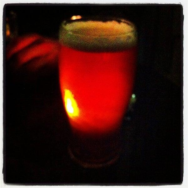 Photo taken at Trafalgar Tavern by Dan B. on 12/21/2012