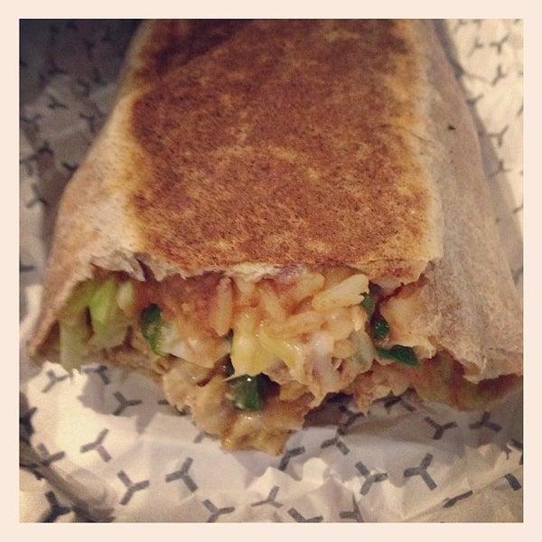 Photo taken at Burrito Boyz by Glenn C. on 6/25/2013