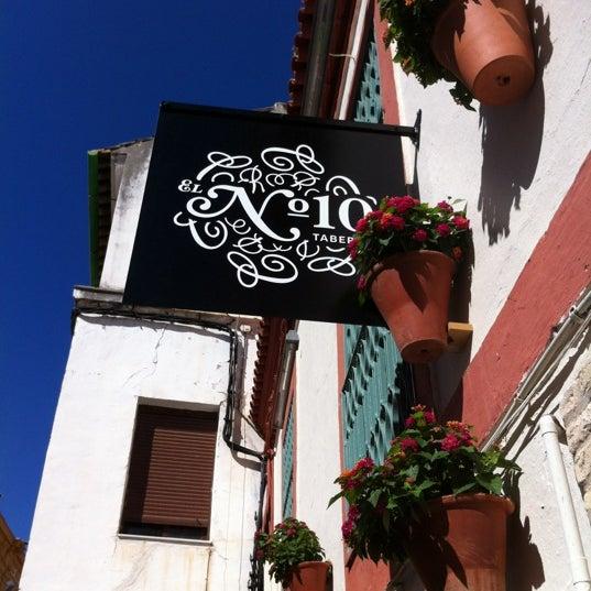 Foto tomada en Taberna El Nº 10 por Javier C. el 10/13/2012