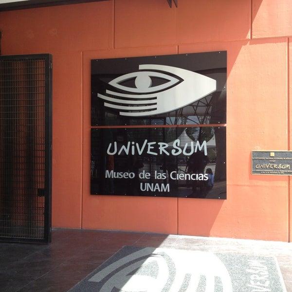 Foto tomada en Universum, Museo de las Ciencias por Ely B. el 6/2/2013