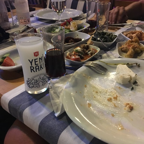 8/14/2017 tarihinde Mustafa B.ziyaretçi tarafından Kekik Restaurant'de çekilen fotoğraf