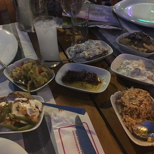 8/10/2017 tarihinde Tuğba S.ziyaretçi tarafından Kekik Restaurant'de çekilen fotoğraf