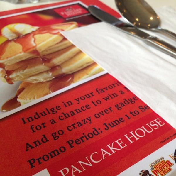 Photo taken at Pancake House by Aysi G. on 7/28/2013