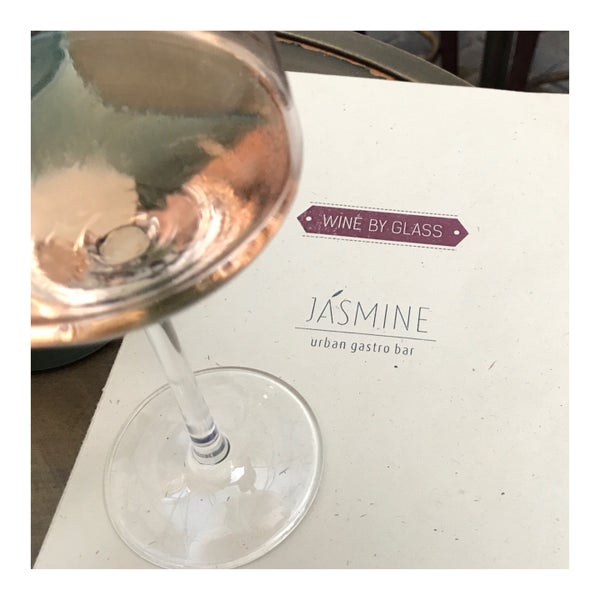Photo taken at Jasmine Gastro Bar by Petros B. on 6/5/2017