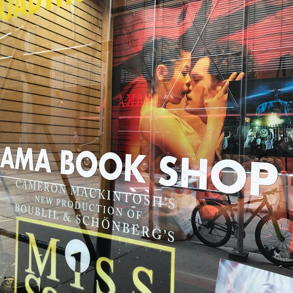Foto tomada en Drama Book Shop  por mike p. el 5/27/2017
