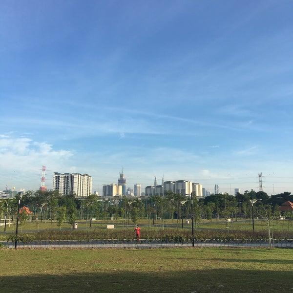 Photo taken at Taman Rekreasi Pudu Ulu by Insyirah on 7/29/2017