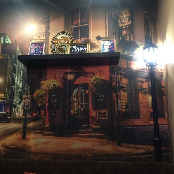 Снимок сделан в Fleet Street пользователем Dmitrii K. 10/25/2016