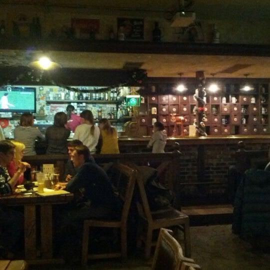 Снимок сделан в Beer Point пользователем Константин Б. 12/7/2012