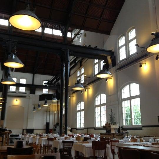 Caf restaurant amsterdam restaurant in stadsdeel west for Turkse restaurant amsterdam west