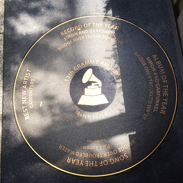 Photo taken at The GRAMMY Museum by Roberto F. on 9/28/2012