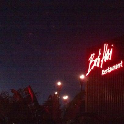 Photo taken at Bali Hai Restaurant by Trevor R. on 2/1/2013