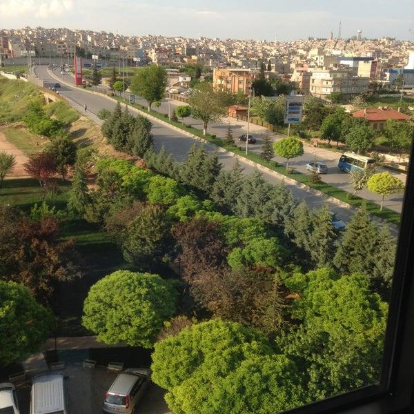 Das Foto wurde bei Grand Hotel Gaziantep von Rabia E. am 5/1/2013 aufgenommen