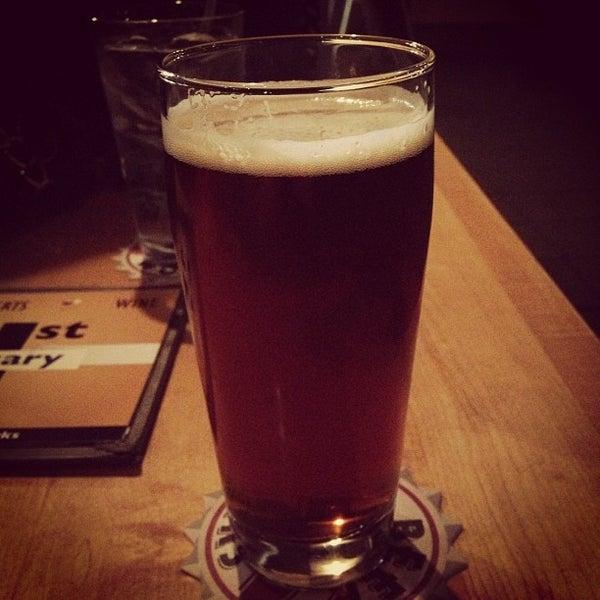 Photo taken at Boston Beer Works by Joel K. on 5/27/2013