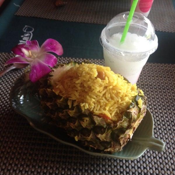Снимок сделан в Tanta's Thai Restaurant пользователем Alenа 11/27/2013
