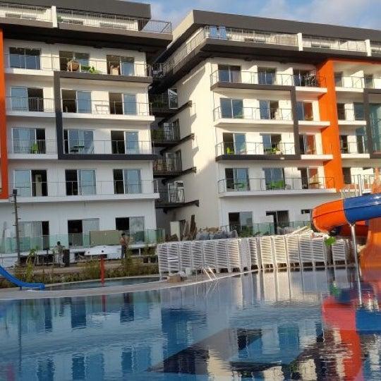 7/22/2014 tarihinde Hasan U.ziyaretçi tarafından Ulu Resort Hotel'de çekilen fotoğraf