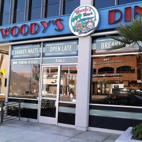 Woody S Diner Newport Beach Menu