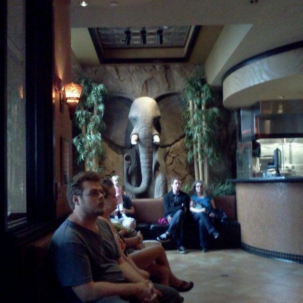 Photo taken at Elephant Bar Restaurant by Cheryl B. on 4/14/2013