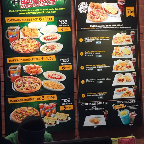 Pizza Place In Muntinlupa City